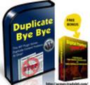 Thumbnail Duplicate Bye-Bye-New Wordpress plugin