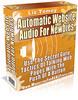 Thumbnail Automatic Website Audio For Newbies  Use The Secret Guru Tac