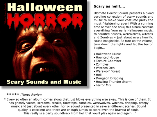 Pay for Halloween Horror - Sonidos y Música Para Halloween