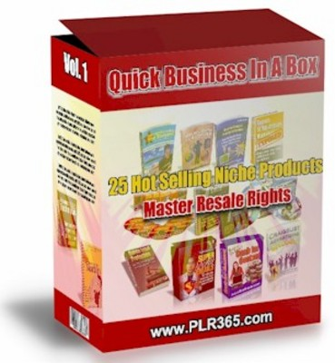 Pay for NEW Home Business In A Box - Videos & eBooks MRR!