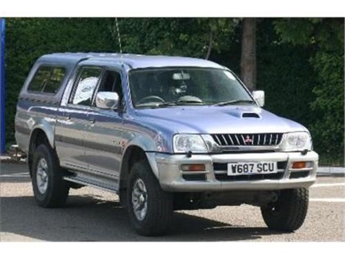 Pay for Mitsubishi L200 1997 1998 1999 2000 2001 2002 Workshop service repair manual