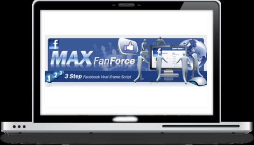 Pay for Max Fan Force - The Facebook Viral iFrame Script + MRR