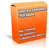 Thumbnail Buy PLR eBook - Concrete Confidence
