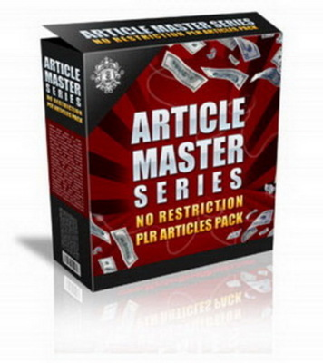 Pay for Article Master Series Vol 28 (PLR)