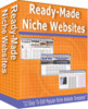 Thumbnail Ready-Made Niche Websites with Master Resale Rights (MRR)