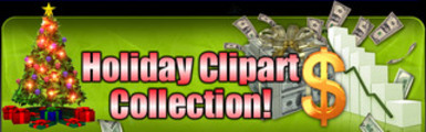 Thumbnail Holiday Clipart Collection You With (MRR)