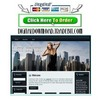 Thumbnail City Music Template Package