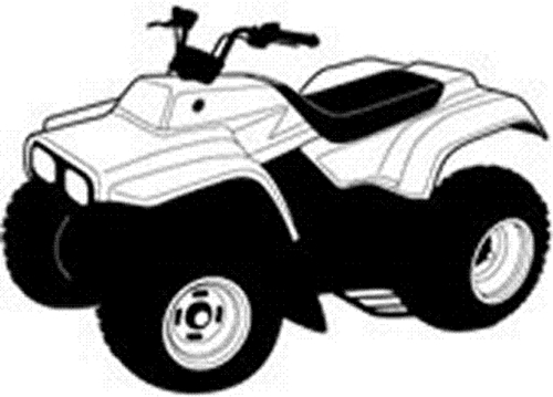 Pay for ATV Polaris Predator 500 Factory Service Manual