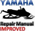 Thumbnail YAMAHA 1979-1990 Excel-V XLV EC540 Xl540 Snowmobile SERVICE REPAIR MANUAL [IMPROVED]