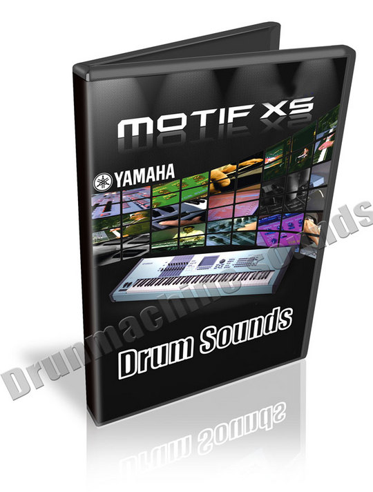 Pay for The Complete Motif Drums kit