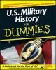 Thumbnail U.S. Military History For Dummies