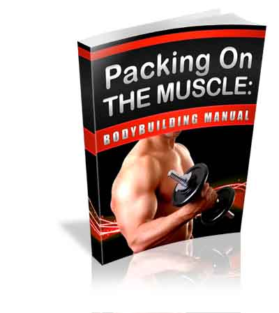Thumbnail Packing On The Muscle Bodybuiding Manual