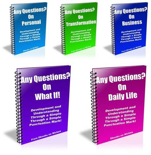 Pay for Any Questions? - Self-Assessment Questionnaires+2 BONUSES!