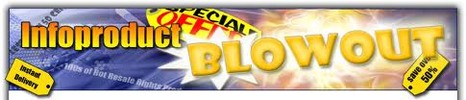 Thumbnail Info Product Blowout Package -Largest collection Info Prduct