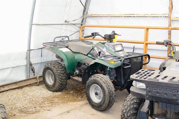 Pay for Polaris Factory Service Manual ALL Polaris ATVs 1996-1998