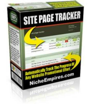 Pay for Site Page Tracker