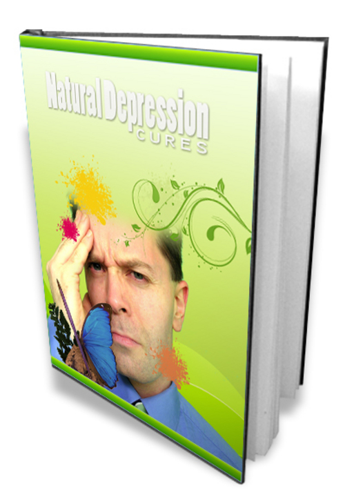 Pay for natural depression cures MRR