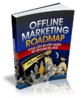 Thumbnail Offline Marketing Roadmap - With Master Resale Rights
