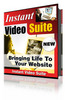 Thumbnail *new* Instant Video Suite Software with MRR