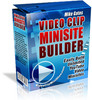 Thumbnail *new* YouTube Video Clip Minisite Builder with MRR