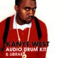 Thumbnail KANYE WEST Samples Hip Hop Drum Sound Loops Beats  *DL*