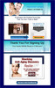 Thumbnail 10 Content/Video Squeeze Pages - Very Proffesional Made
