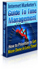 Thumbnail *NEW* Internet Marketers Guide To Time Management With Master Resale Rights