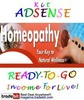 Thumbnail Adsense Kit Ready To Go - Homeopathy - Personal Use!
