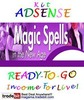 Thumbnail Adsense Kit Ready To Go - Magic Spells - Personal Use!