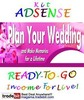 Thumbnail Adsense Kit Ready To Go - Wedding Planning - Personal Use!