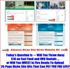 Thumbnail Adsense Niche Site Niche Website Kit MRR