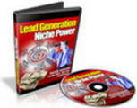 Thumbnail Lead Generation Niche Power Video Course with MRR