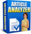 Thumbnail Article Analyzer Software