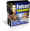 Thumbnail Podcast Teleprompter (PLR)