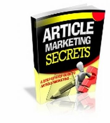 Pay for Article Marketing Secrets (PLR)