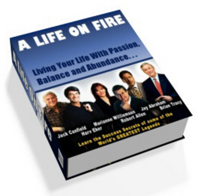 Pay for Self Help - Motivational - Life On Fire With MRR