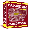 Thumbnail *NEW!* Resale Rights Empire -Resale Rights    Outrageous Profitable Strategies