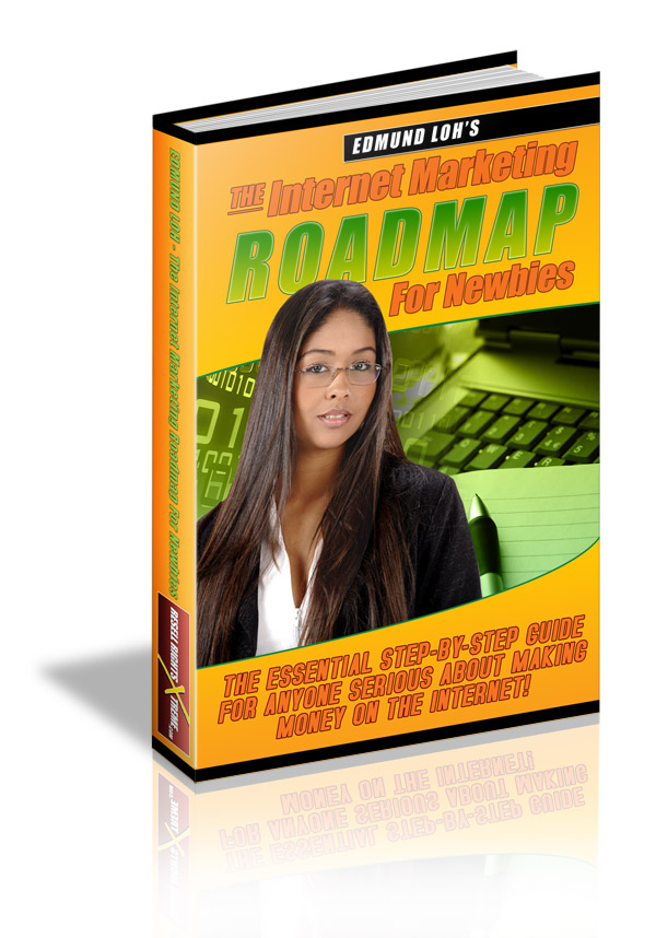 Thumbnail  *NEW!*   Edmund Loh's The Internet Marketing Roadmap For Newbies - Master Resale Rights