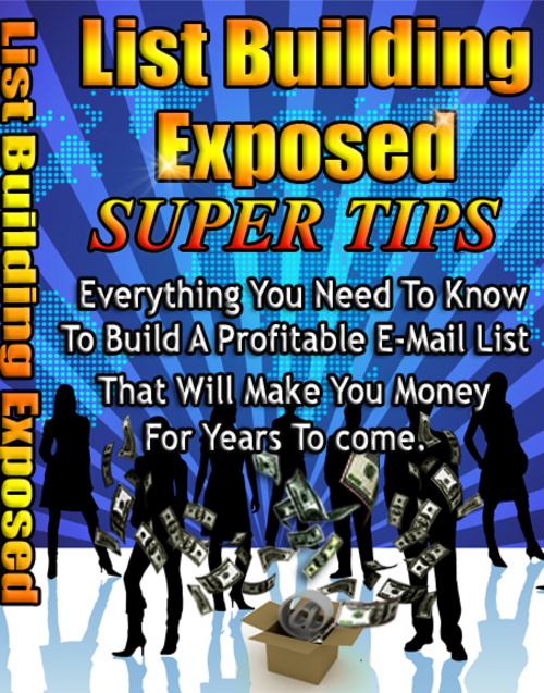 Pay for List Building Exposed Videos