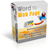Thumbnail Word to WEB Software create Webpages with MSWORD easily.