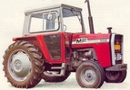 Thumbnail Massey Ferguson MF 500 Series Tractor Workshop Manual