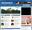 Thumbnail Abundance and Prosperity PLR Website with Private Label