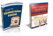 Thumbnail Guide To ClickBank Review Blogging (PLR)