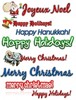 Thumbnail Holiday Clipart Collection mrr