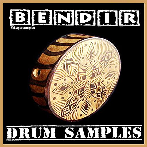 Pay for Bendir Arabic percussion drum samples reason kontakt mpc SF2