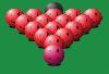 Thumbnail Smiley snooker balls