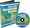 Thumbnail Automated Membership Machine with Resell Rights