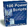 Thumbnail 100 Power scripts with Master Resell Rights