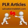 Thumbnail 25 article Marketing PLR articles, #5