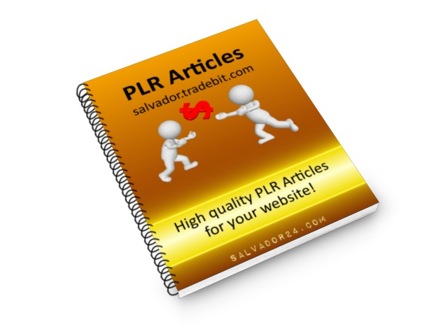 Pay for 25 web Development PLR articles, #30